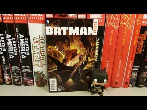 Batman Europa Vol 1 Issue 4 Overview