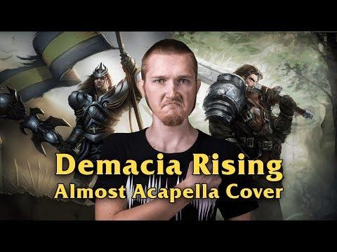 Demacia Rising (League of Legends OST Cover) mp3