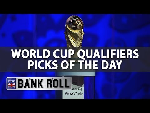 World Cup Qualifiers | Picks of the Day | Thursday 5th October
