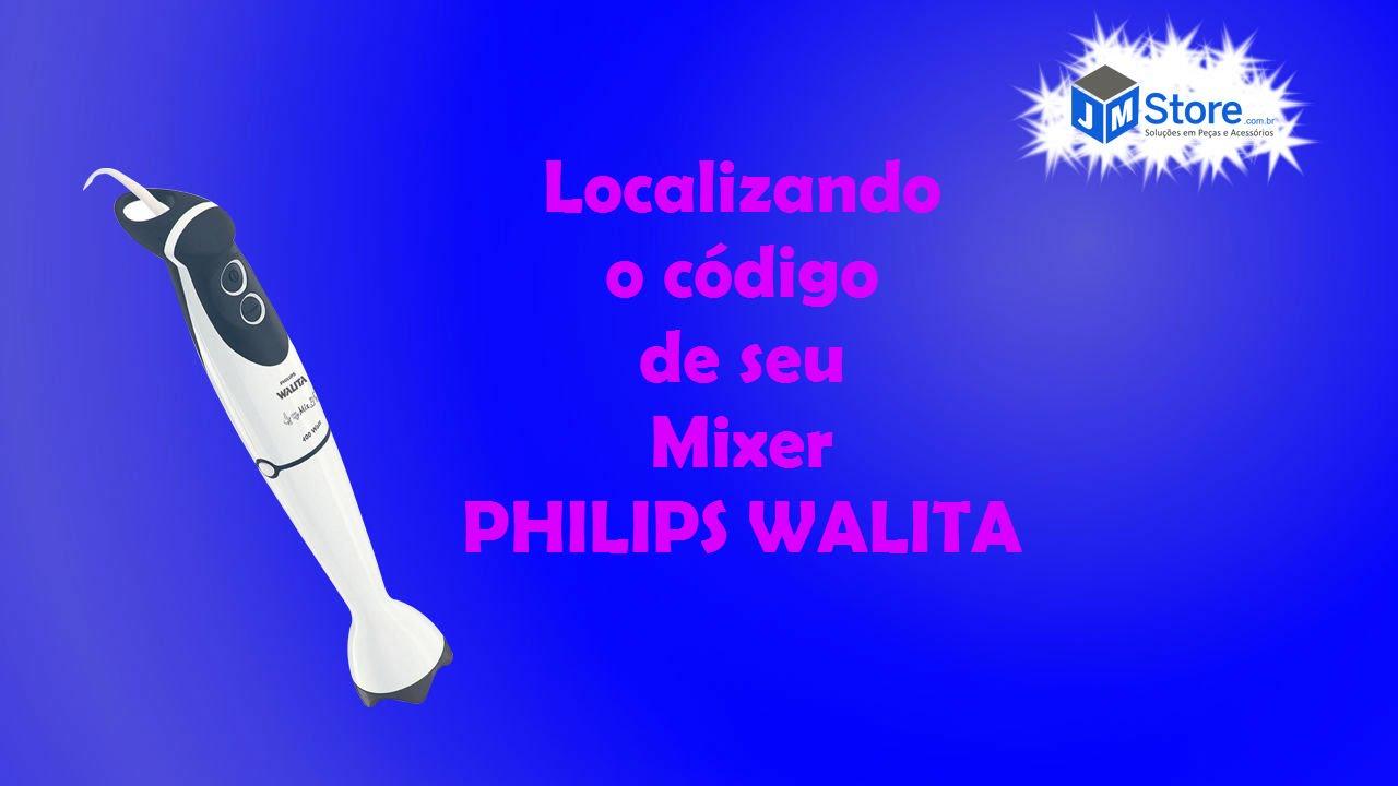 Mixer Philips Walita - JM Store Peças e acessórios Philips