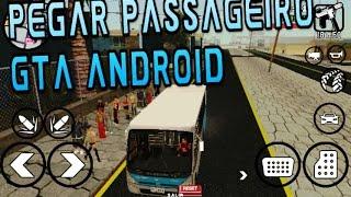 mod pegar passageiro gta san android