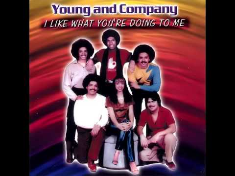 Young And Company - Strut Your Stuff