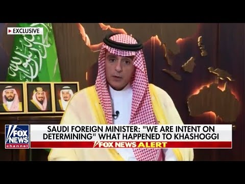 VIDEO: Saudi Spokesman Tells Least Believable Story of All T