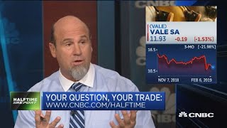 American Express, the trade on Vale & more in #AskHalftime