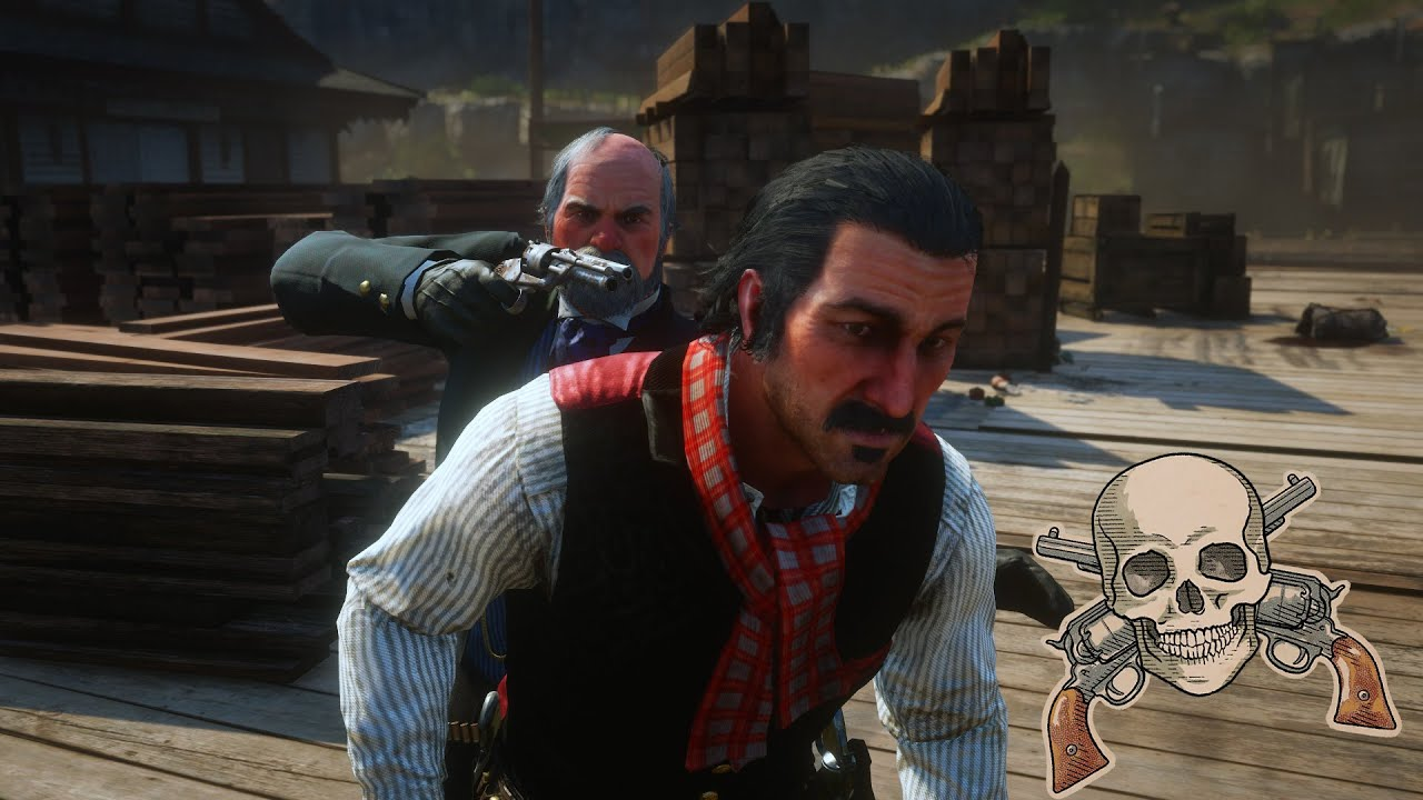 Download Dutch vs Leviticus Cornwall Duel Mod Red Dead Redemption 2 NPC Fight Battle Creator Mod