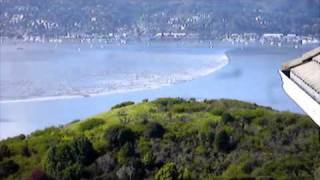 Japan Tsunami surge San Francisco Bay Area Marin County