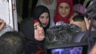 حفل استقبال اصغر الاسرى هشام نعالوة - شويكة