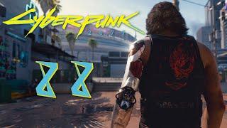 Cyberpunk 2077 - Финал за Джонни и Бестию - Новая заря [#88]   PC