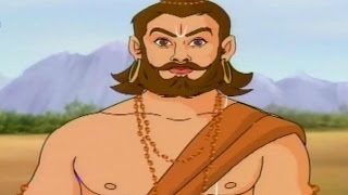 Parshuram - Sixth Avatar of Lord Vishnu | Full Animated Tamil Story