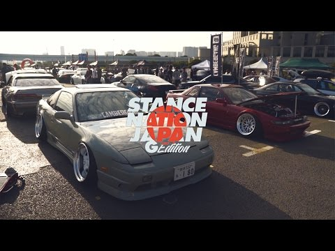 KRASSESTES Car Meet Ever! Stancenation Japan G Edition Event