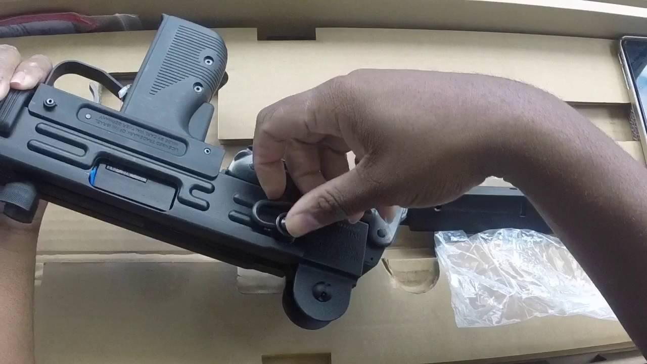 NEW Walther UZI  22LR Rifle