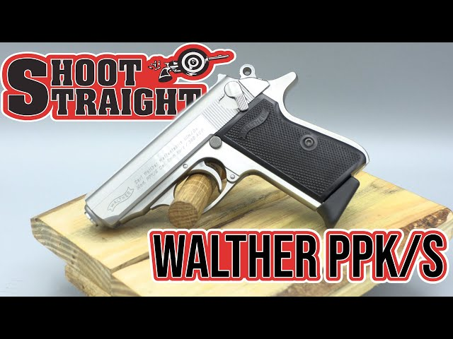 WALTHER PPK/S SPOTLIGHT
