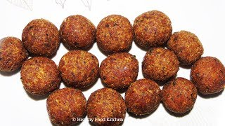 Fish Kola Urundai Recipe - Kola Urundai Recipe - Fish Balls Recipe - Fish Fry Recipe