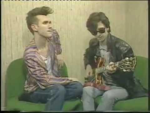 Kids Interviewing Morrissey & Marr (Datarun) (1984)