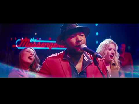 Official Clip from La La Land -  John Legend  - Start a Fire