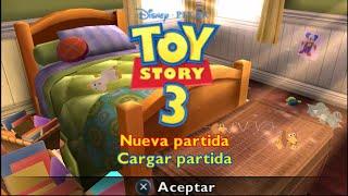 Toy Story 3 en español el juego