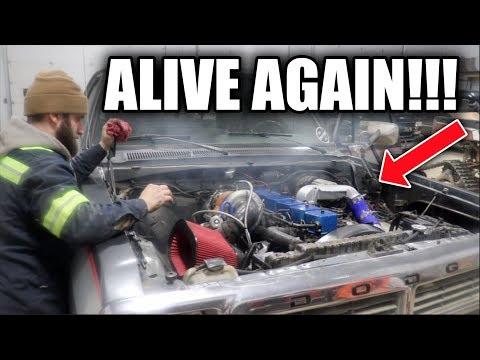 1,000,000 MILE TWIN TURBO 1ST GEN 12V CUMMINS LIVES!!!