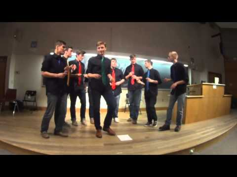 Who Put the Bomp [in the Bomp, Bomp, Bomp] (Barry Mann) - A Capella Cover - Spring Concert 2014