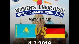 Group C. Kazakhstan - Germany