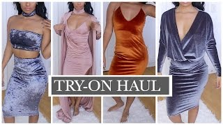 HUGE BOOHOO TRY-ON HAUL!