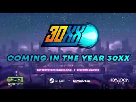 30XX Reveal Trailer
