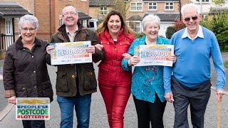 #StreetPrize Winners - BB11 5PT in Hapton on 13/04/2019 - People's Postcode Lottery