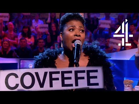The COVFEFE Song | The Last Leg