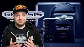 Why You Should Be HYPED For Sega Genesis Mini! | RGT 85