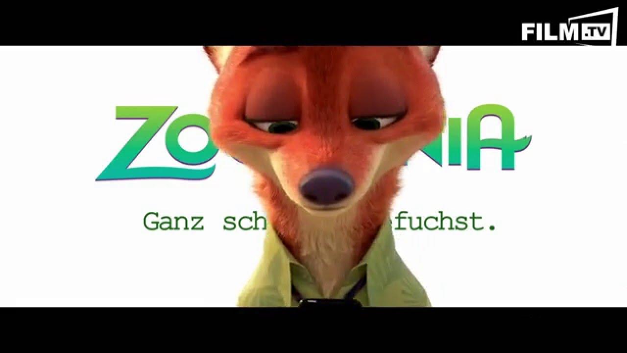 youtube zoomania ganzer film deutsch
