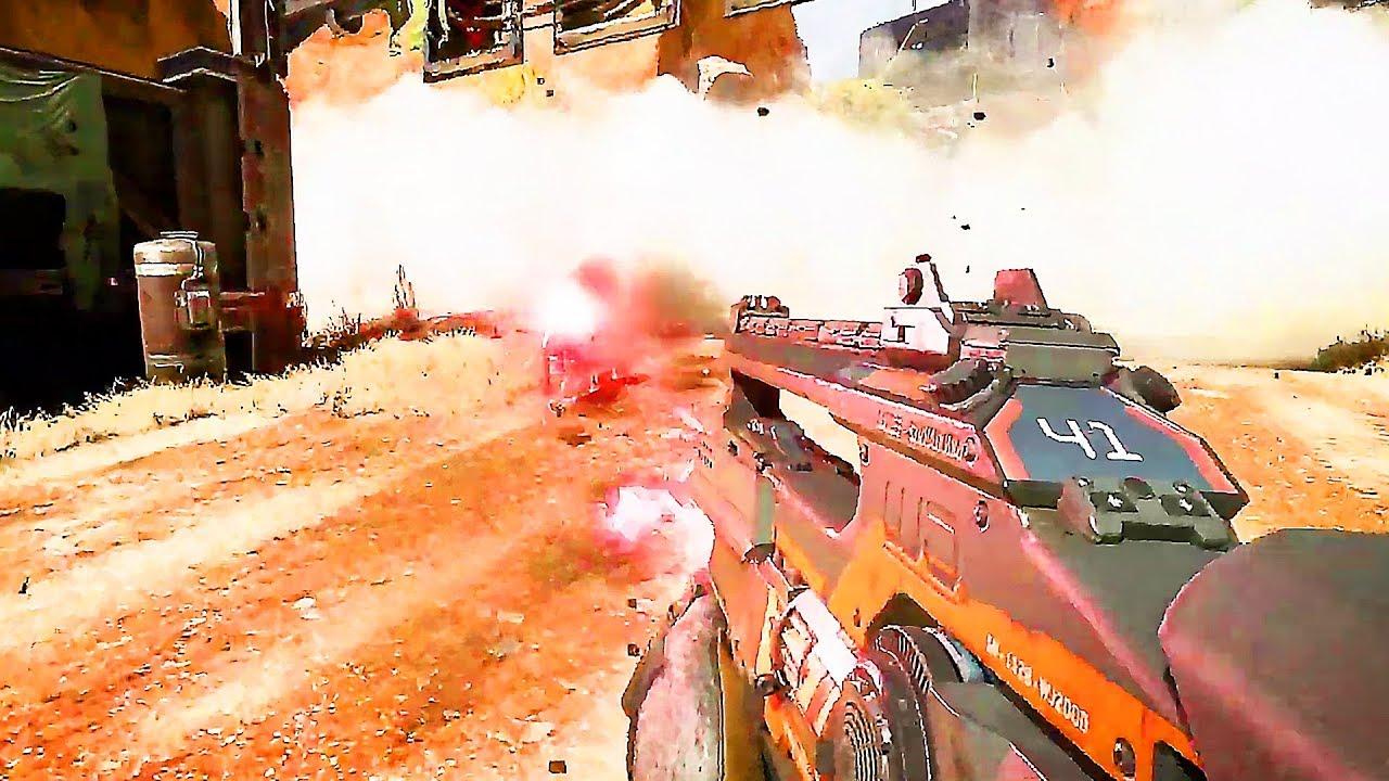 "APEX LEGENDS SEASON 2 ""Neue Waffe"" Gameplay-Trailer (2019) PS4 / Xbox One / PC + video"