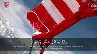 Q.S  Ibrahim Ayat 35-42 | 75 Tahun Indonesia Maju