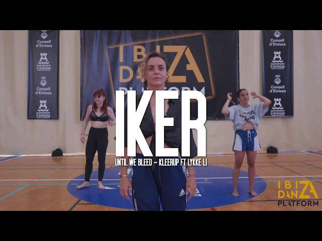 Iker Karrera Choreography // Until We Bleed - Kleerup ft Lykke Li  // IBIZA DANZA PLATFORM