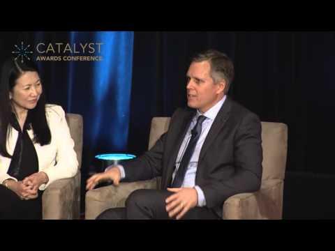 Gap Inc. Session: Juju Chang and Dan Henkle