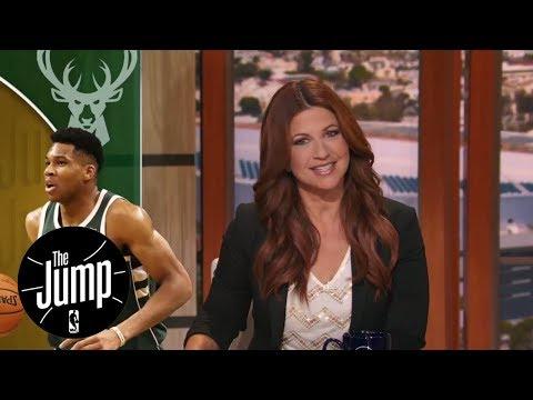 Giannis Antetokounmpo in MVP conversation this NBA season? | The Jump | ESPN