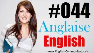 # 44 Langue anglaise vocabulaire apprentissage English La Coordination La Coordination Copule