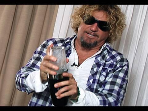 Maxim Exclusive: Tequila Time With Sammy Hagar