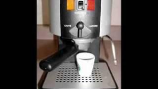Italian Funny Espresso Machine