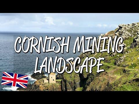 Cornish Mining Landscape - UNESCO World Heritage Site