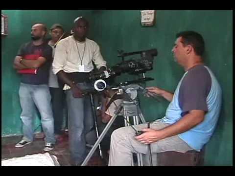 AMOR Y FRIJOLES - DETRAS DE CAMARA - BEHIND THE SCENES