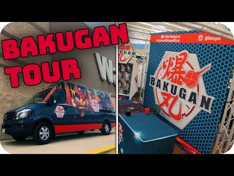 National BAKUGAN TOUR @ Walmart!!!  |  BAKUGAN BATTLE PLANET