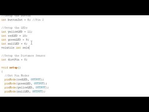 1002  Видеоуроки по Arduino  Прерывания