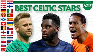 The best Celtic player from EVERY Euro 2020 nation