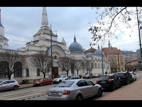 Szeged, Hungary (City Tour & History)