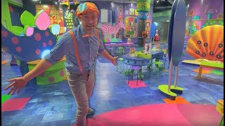 Download Mp3 Blippi Tours A Children's Museum | Learning Videos For Toddlers Gudang lagu