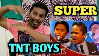 TNT Boys Sing Beyonce