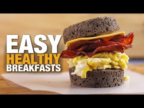 Rocco DiSpirito's Easy Healthy Breakfasts | Rachael Ray Show