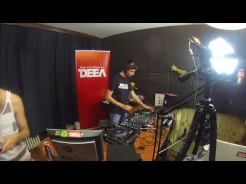Dubgrade live @ Radio DEEA (Bucharest) - 2015 June
