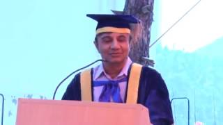 ICICI Prudential CEO Sandeep Bakhshi's inspirational speech at Shoolini Univ