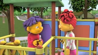 Observation and Magnification - Sid The Science Kid - The Jim Henson Company