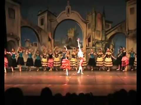 Ballet Elisa 2012 Don Quixote 1ºAto seção 06outubro 19 00